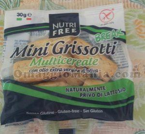 Mini Grissotti Nutrifree di Antonella