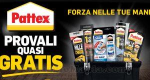 Pattex provali quasi gratis