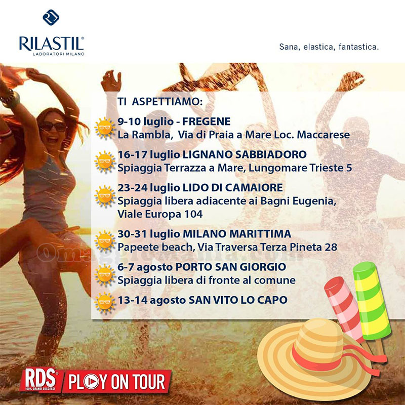 RDS Play on Tour Summer 2016
