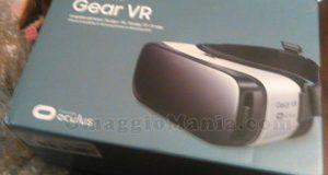 Samsung Gear VR vinto e ricevuto da Emma