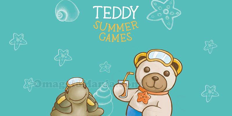 THUN Teddy Summer Games