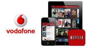 Vodafone e Netflix