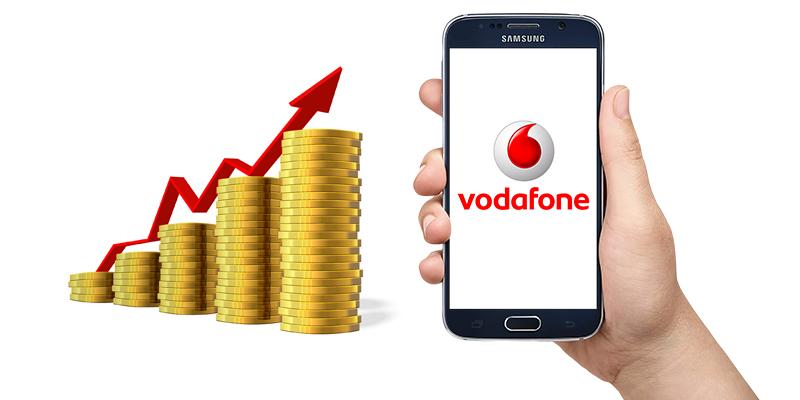 aumento prezzi Vodafone