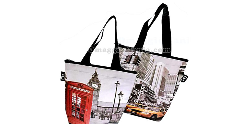borsa termica Beauty Star omaggio