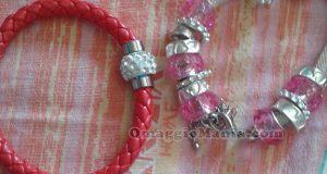 bracciali omaggio da MD e LD Market di Naty