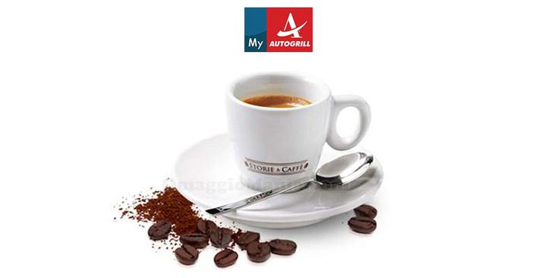 caffè omaggio con My Autogrill