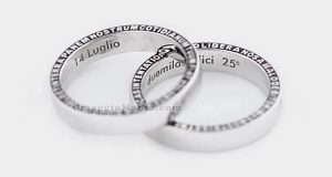 contest TUUM frase anello