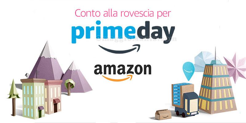conto alla rovescia per Amazon Prime Day 2016