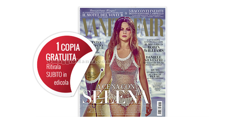 coupon Vanity Fair 30-31