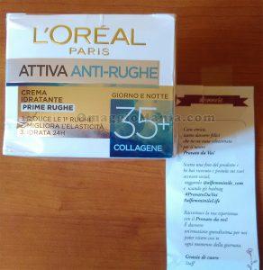 crema Attiva anti-rughe L'Oréal di Stefy3080