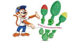 cucchiaio magico Kellogg's omaggio