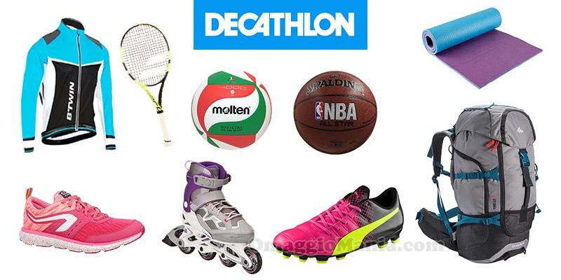 diventa tester prodotti Decathlon Parola di Sportivo