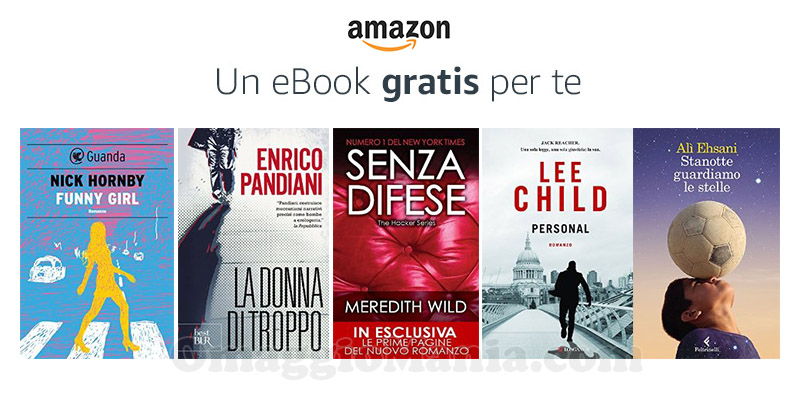 ebook gratis Amazon Prime Day 2016
