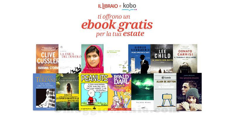 ebook gratis Il Libraio e Kobo