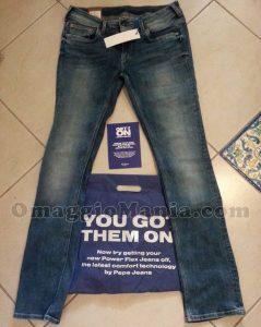 jeans Patrizia Pepe di Valeria