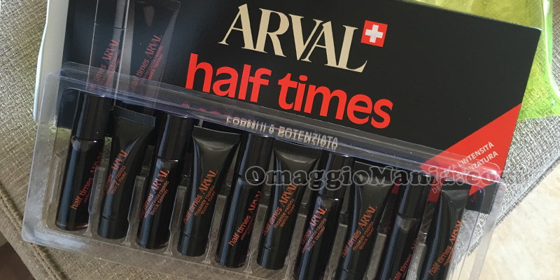 kit Arval Half Times di Laura con myBeauty