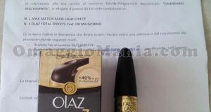 kit Max Factor e Olaz ricevuto da Loridy75