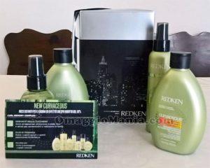 kit Redken New Curvaceous di Marilyn