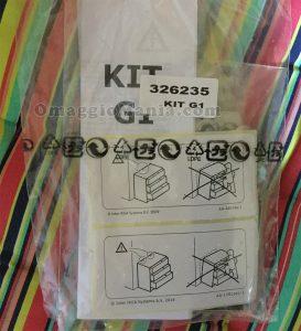 kit antiribaltamento IKEA di Ginevra