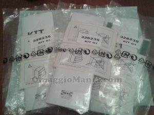 kit antiribaltamento IKEA di Stefano