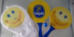 kit beach tennis Chiquita di Valeria