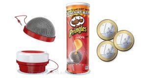 kit karaoke Pringles 2016
