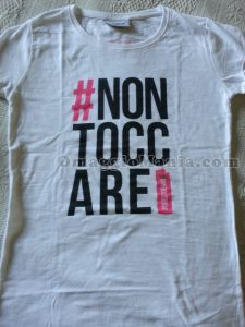 maglietta Non Toccare BIC di Sabry77