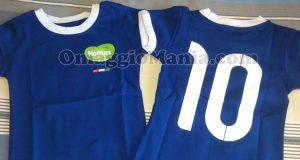 magliettine Italia con pannolini Huggies