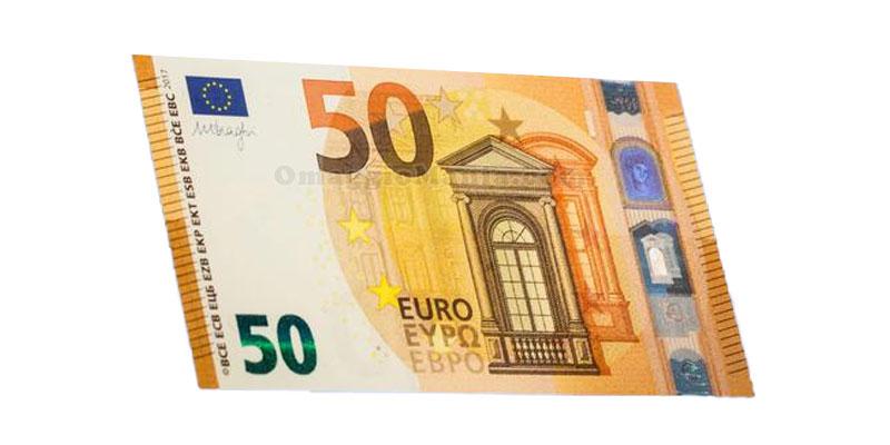 nuova banconota 50 euro