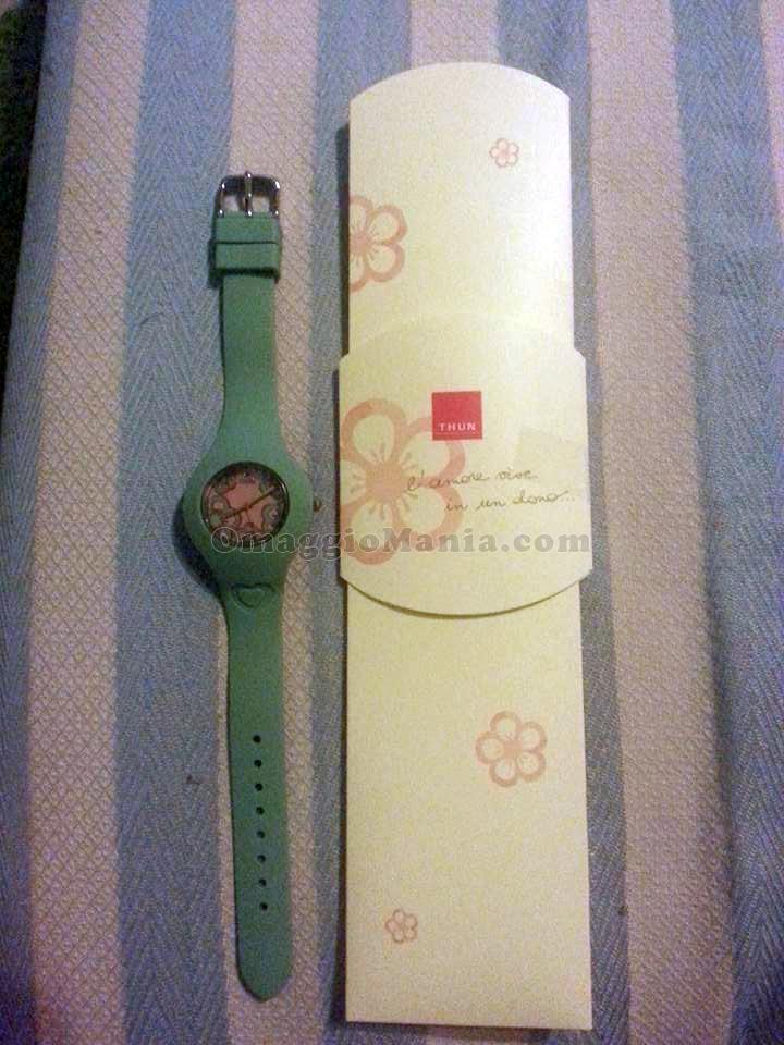 orologio Thun Slim di Valeria