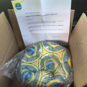 pallone Chiquita di Demus2015