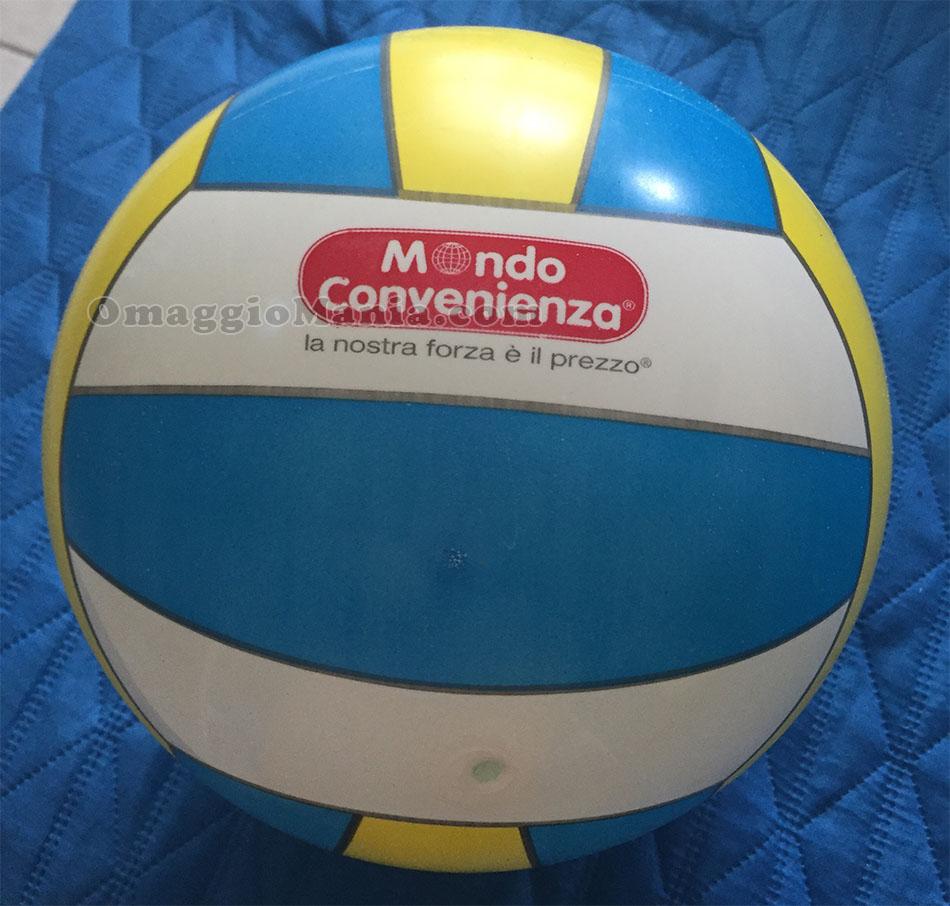pallone gonfiabile Mondo Convenienza di Gemus2015