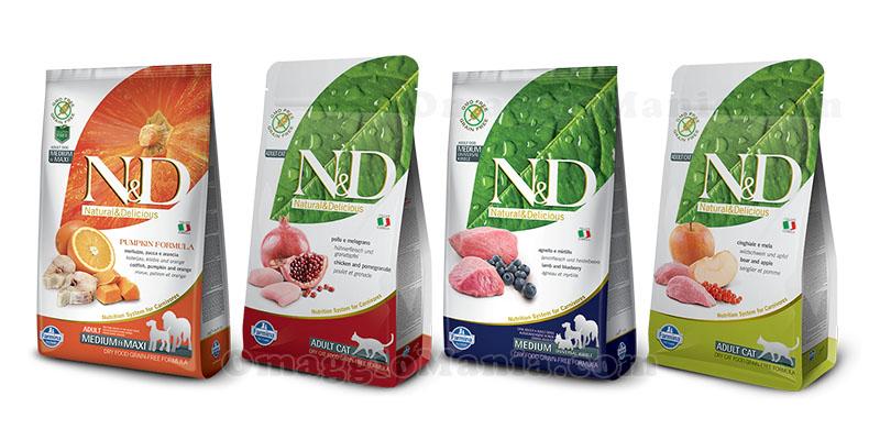 prodotti Farmina N&D