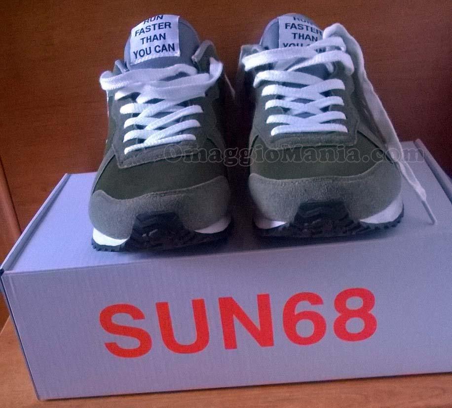 scarpe SUN68 di Marina