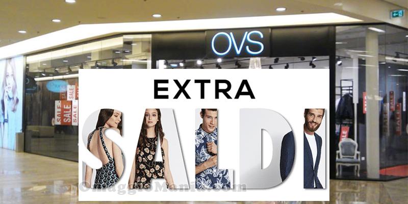 sconto OVS extra saldi 2016