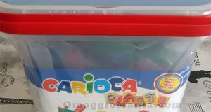 secchiello Carioca Plasty con Shopping con Aquafresh