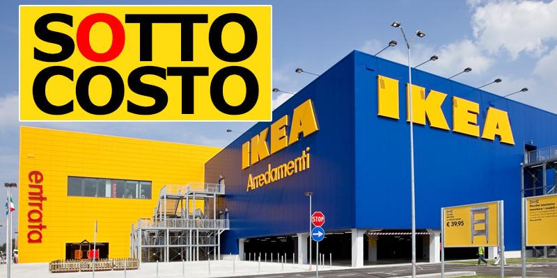 sottocosto IKEA luglio 2016