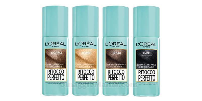 spray L'Oréal Ritocco Perfetto
