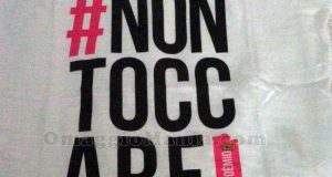 t-shirt hashtag BIC di Simona