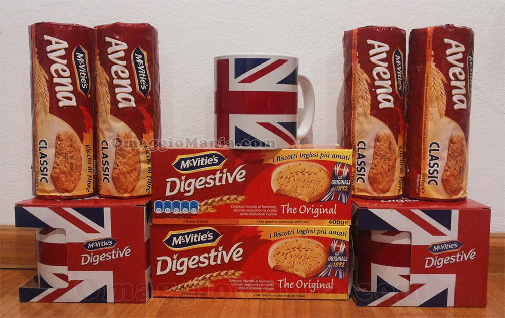 tazze british McVitie's di Laura