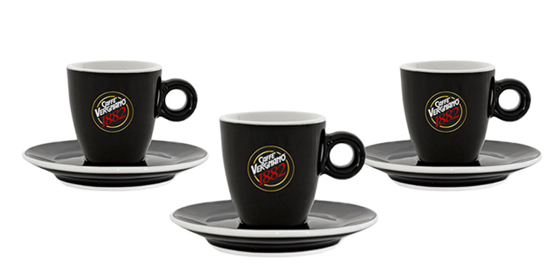 tazzine Caffè Vergnano gratis