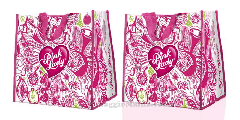trova 7 differenze e vinci shopper Pink Lady