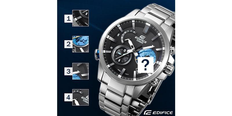 vinci orologio Casio Edifice 16-07-2016