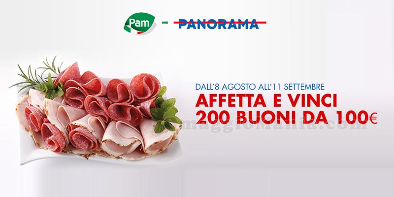 Affetta e Vinci PAM Panorama