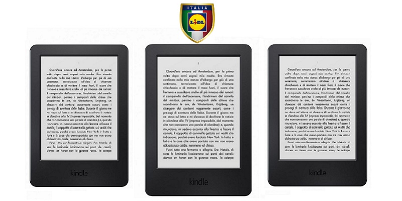 Amazon Kindle Lidl