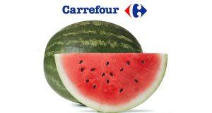 Carrefour ti rimborsa l'anguria
