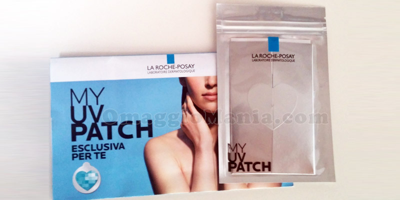 My UV Patch La Roche-Posay di Martina