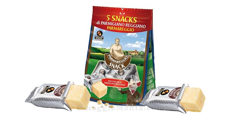 Parmareggio Snacks al Parmigiano Reggiano