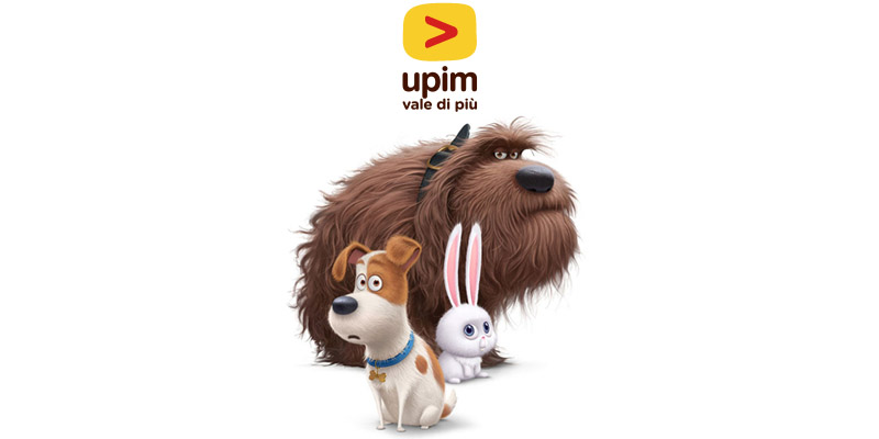 Pets vita da animali UPIM