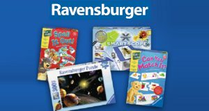 Ravensburger contest Back to School